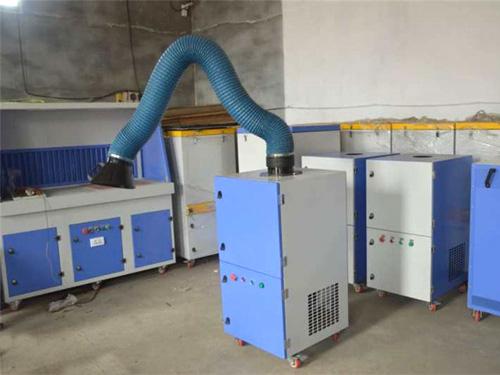 焊烟废气净化器系统集尘罩收集装置跟使用必要性