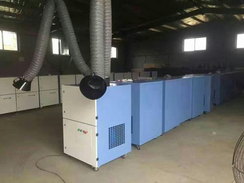 焊烟废气净化器在焊接行业中充当着不可替代的角色及操作条件影响