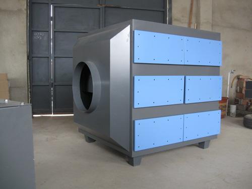 活性炭净化箱的原理是什么和吸附效率