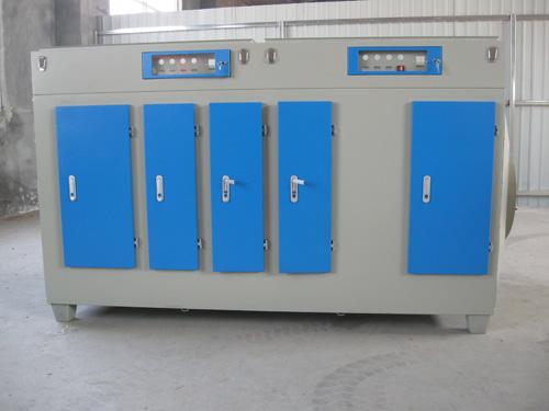 光氧净化器有哪些优点跟使用前准备工作